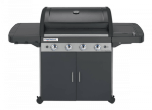 Gasgrill levering