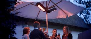 terrassevarmer test